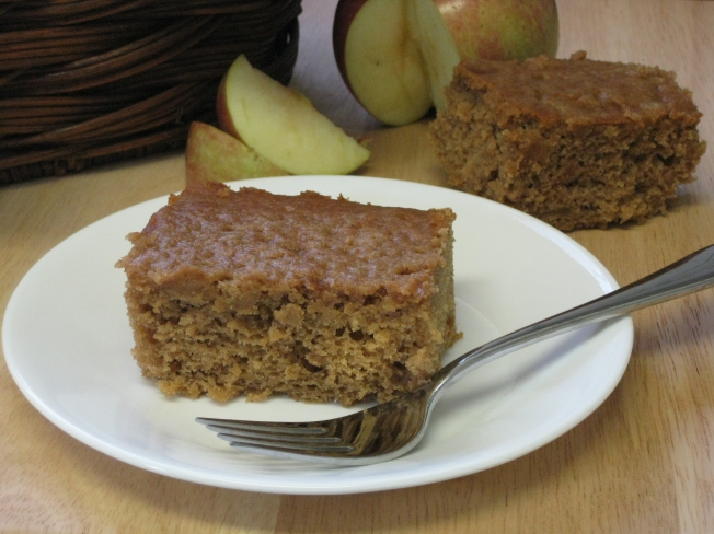 Apple Cider Cake ~ Erin's DC Kitchen