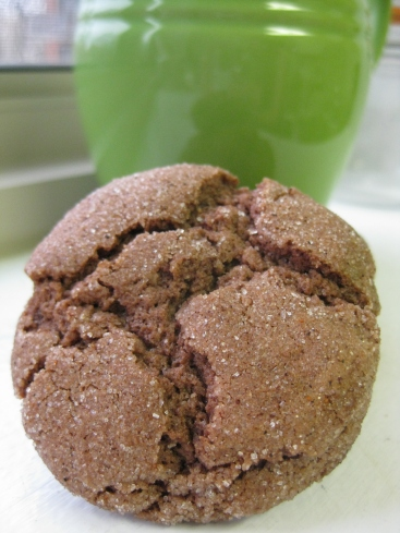 Mexican Chocolate Cookie
